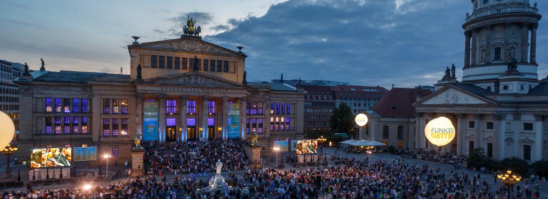 2019 feierte der immersive Sound seine Premiere bei Young Euro Classic. Diesmal sind die Abstände größer – der Flair bleibt gleich.